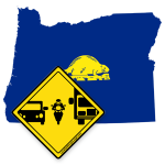 Oregon Lane Splitting
