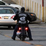 KPCC Lane Splitting AirTalk Segment - Mongol Rider