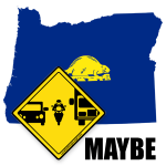 Oregon Lane Splitting Legislation
